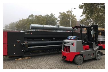 Vutek GS5000R from NL to D 2017