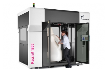 Massivit 1800 large-format 3D printer